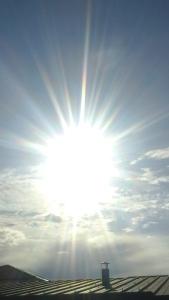 Göttlicher Sonnenschein